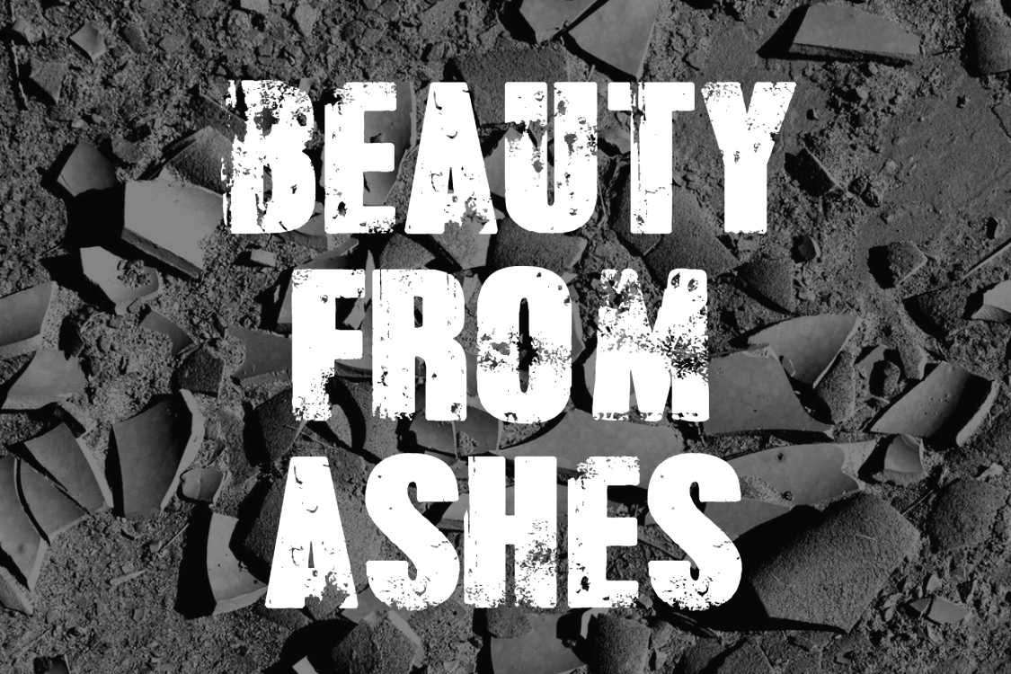 Read how there is beauty in from the ashes of 9/11, and see how Calvary Chapel's responded to it.