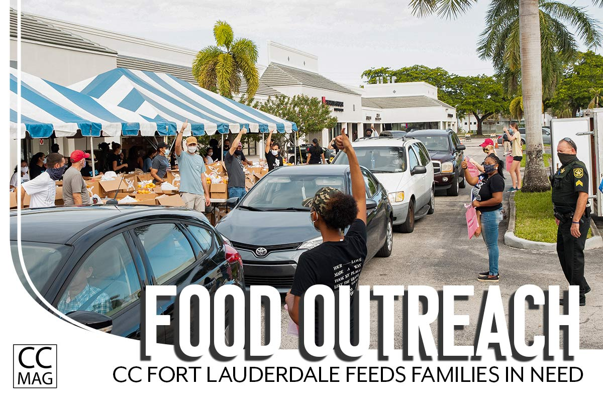 CCFTL Food Outreach with Riverside Church
