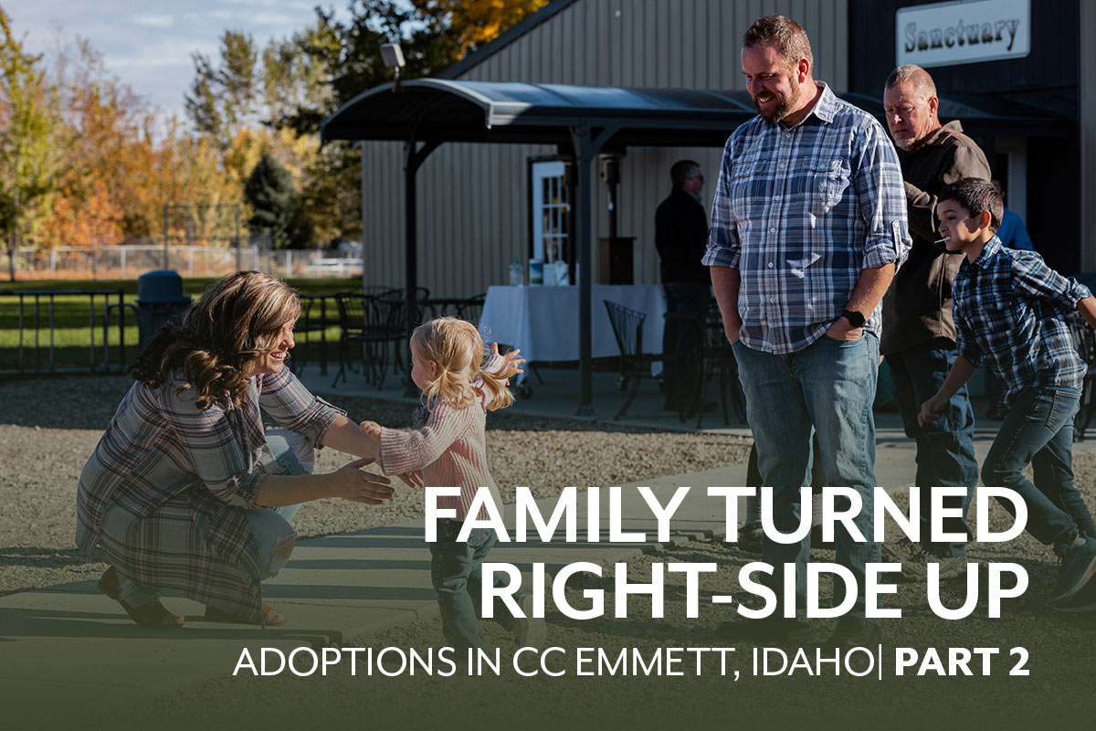CC Emmett Foster and Adoptive Families