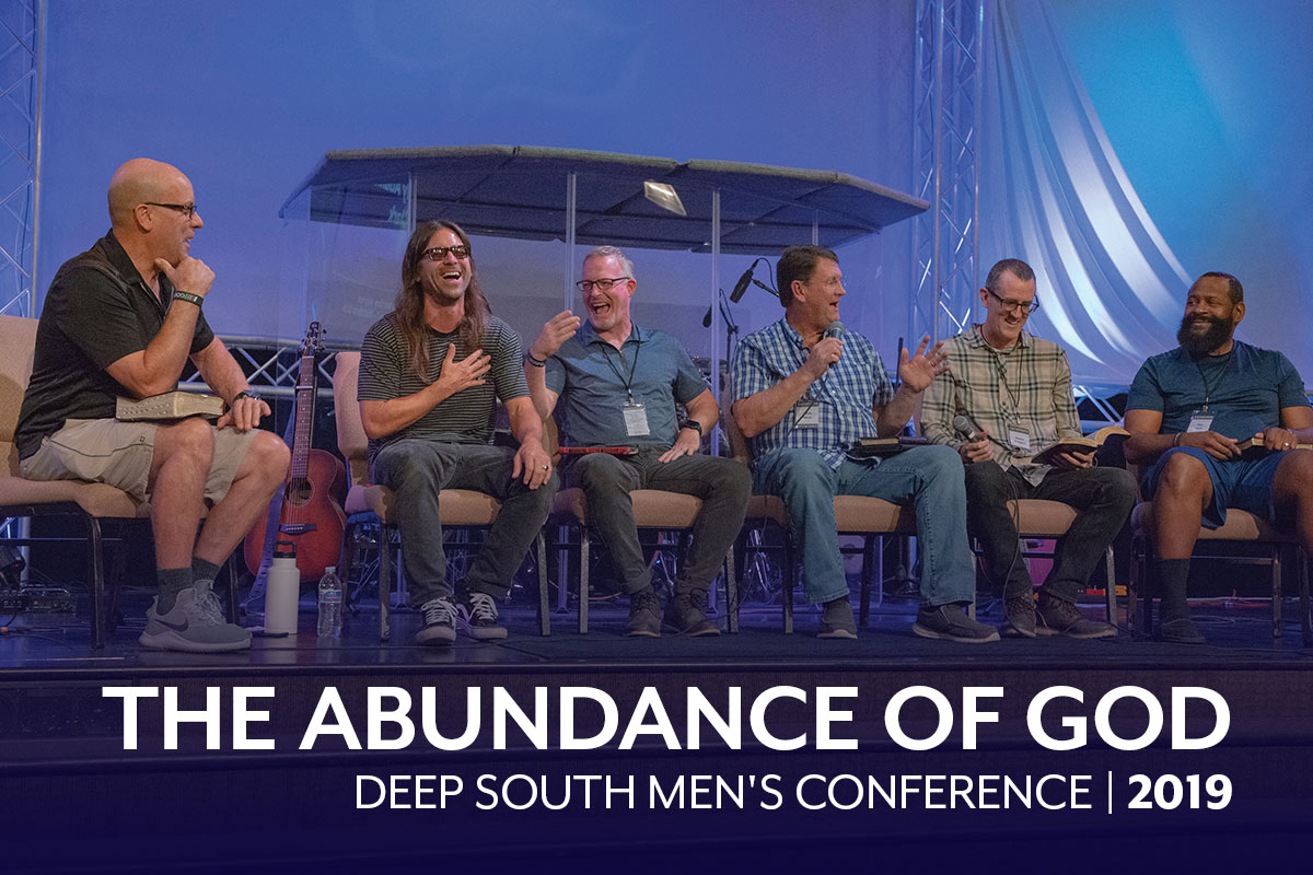 Deep South Men's Conference 2019
