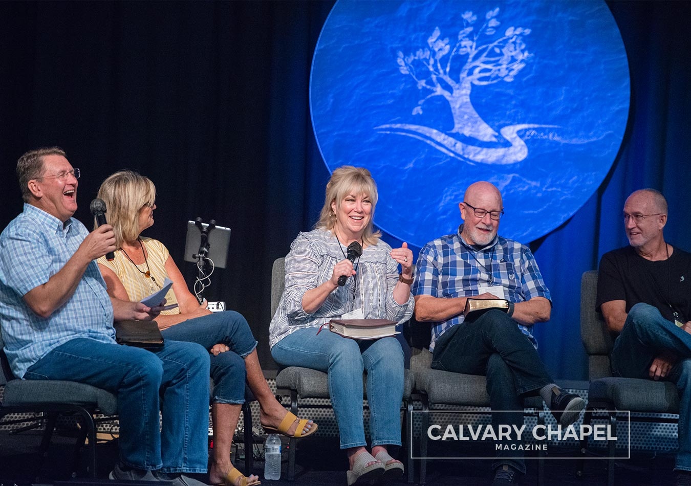 Pastors and Wives Panel Discussion