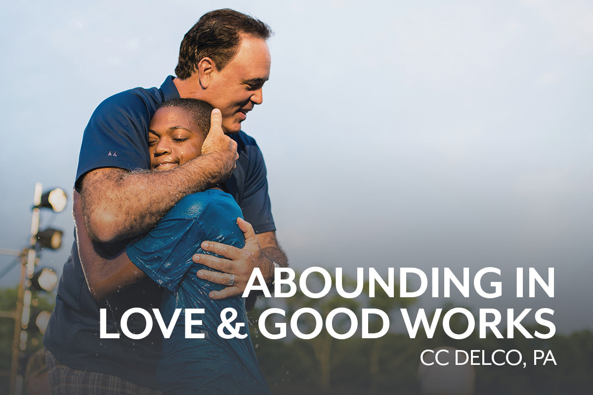 Love and Good Works in Delco