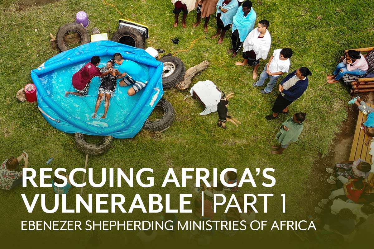 Rescuing Africa's Vulnerable in Jesus' Name—Part 1