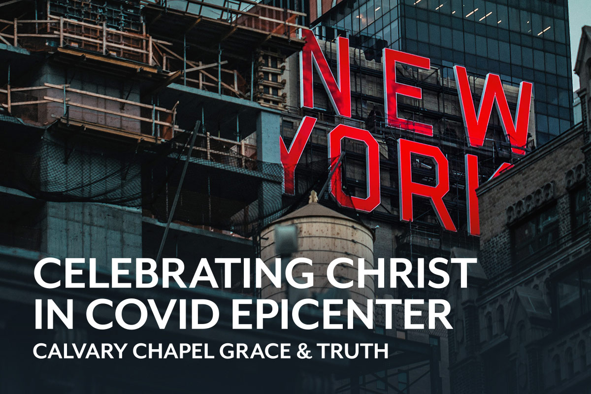 Celebrating Christ in the COVID Epicenter
