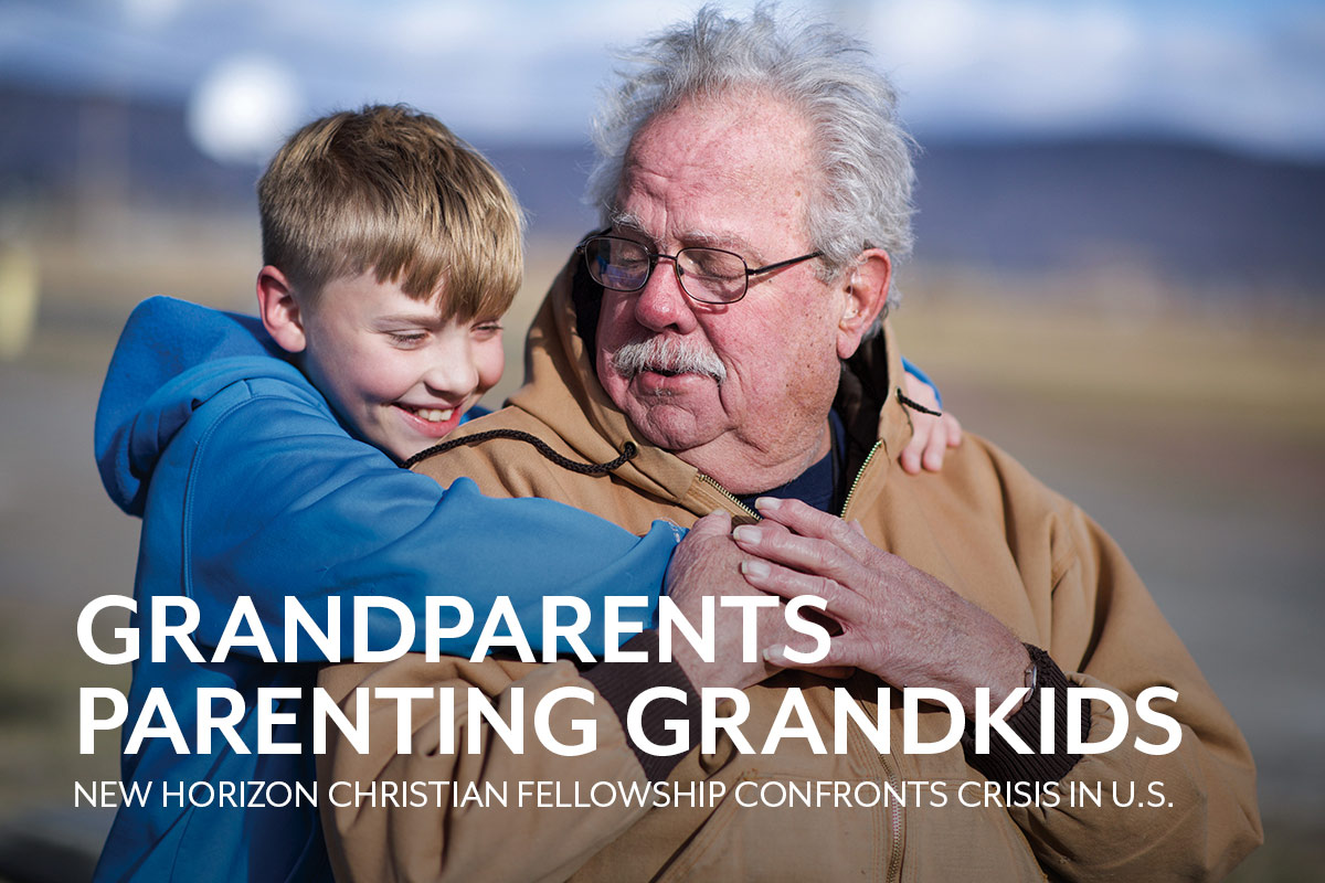 Grandparents Parenting Grandkids