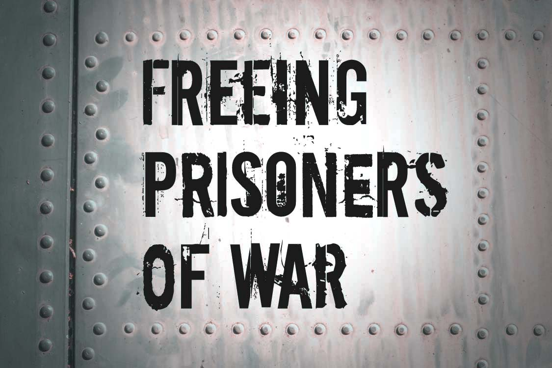 Freeing Prisoners of War