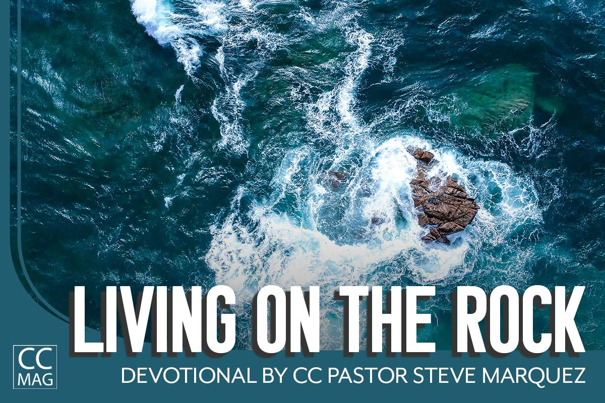 Steve Marquez: Living on the Rock