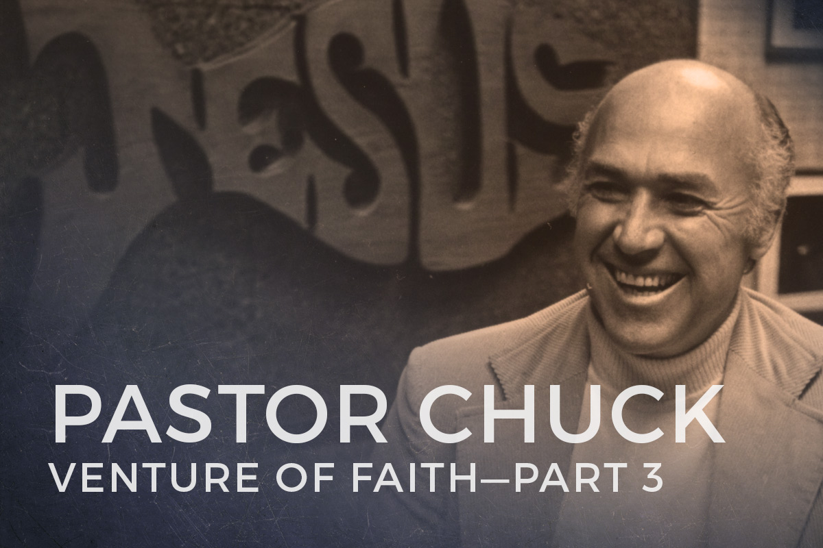 Venture of Faith—Part 3
