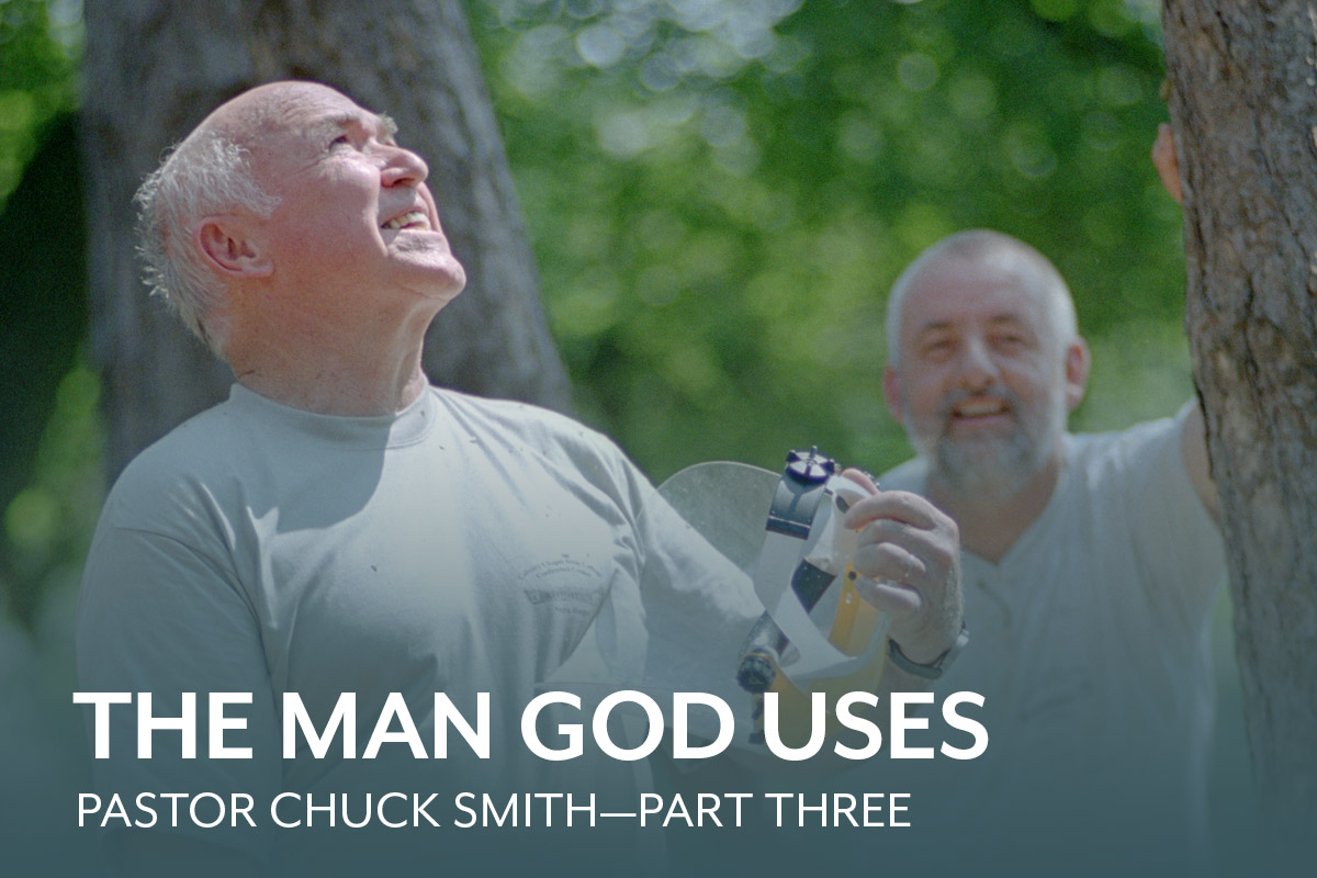 The Man God Uses—part 3