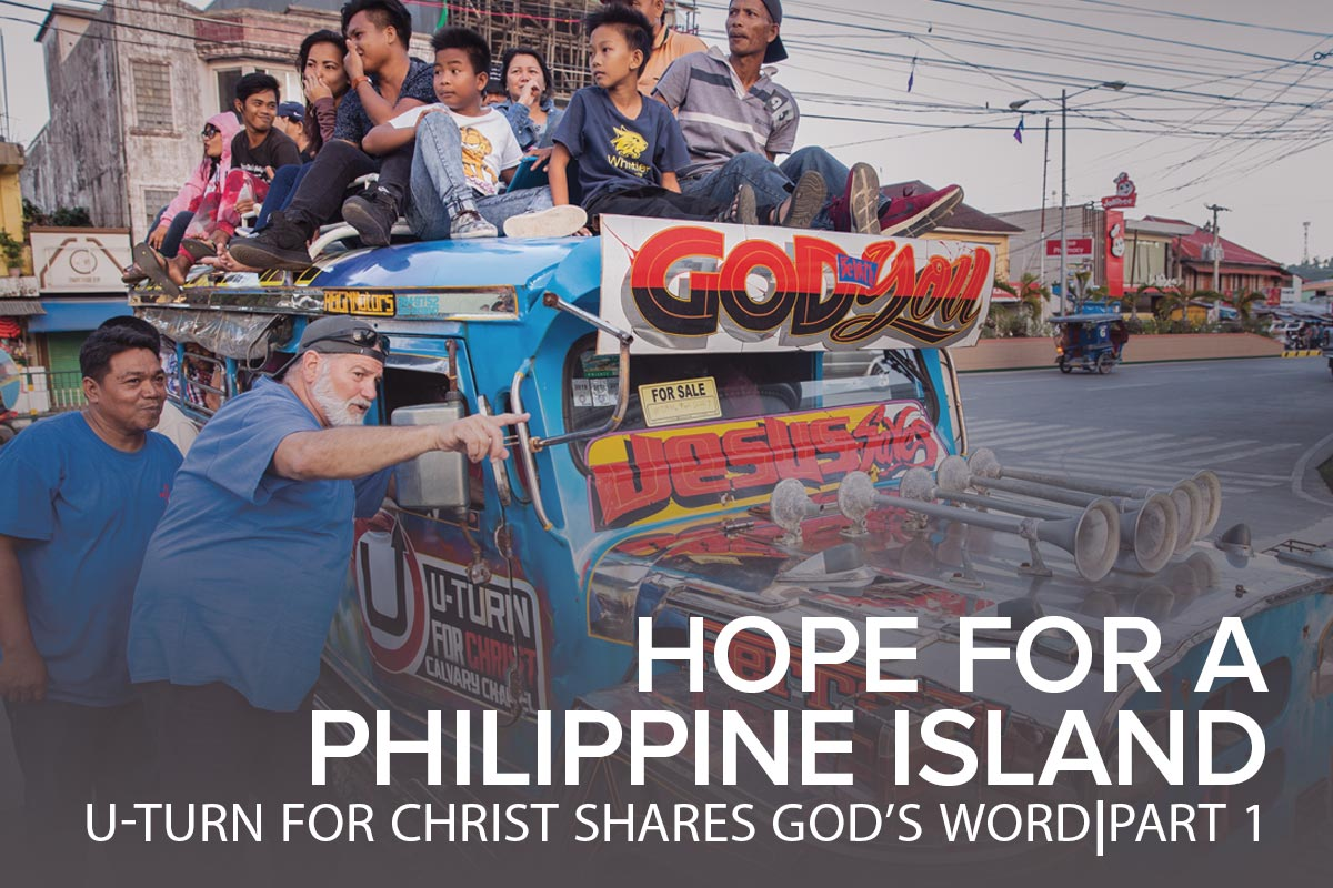 Hope for a Philippine Island—Part 1