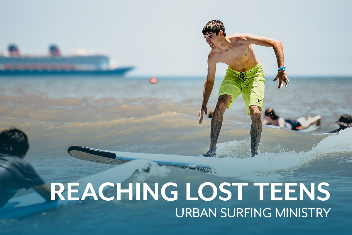 Urban Surfing Ministry: Growing Disciples