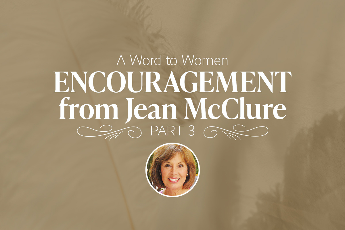 Interview with Jean McClure