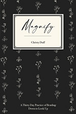 Christy Duff's book, Magnify