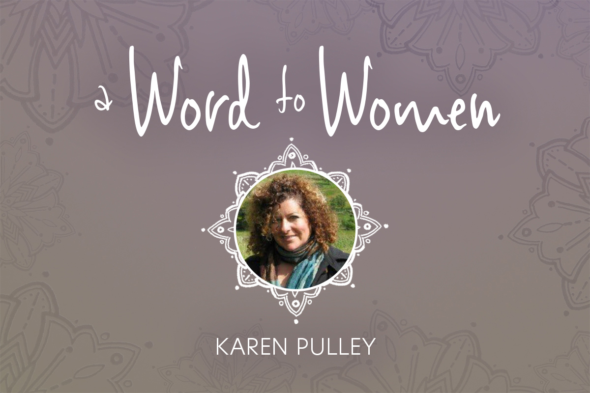 A Word for Women: Karen Pulley