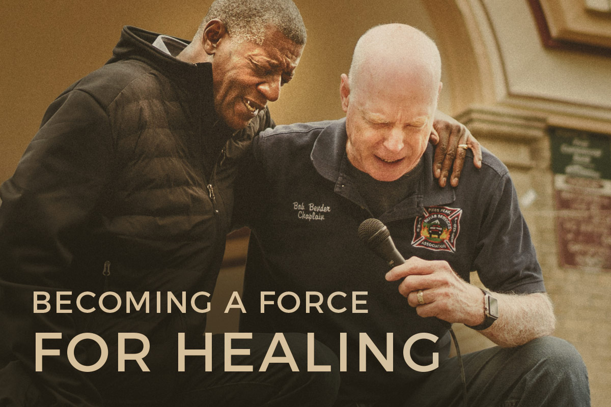 Becoming a Force for Healing
