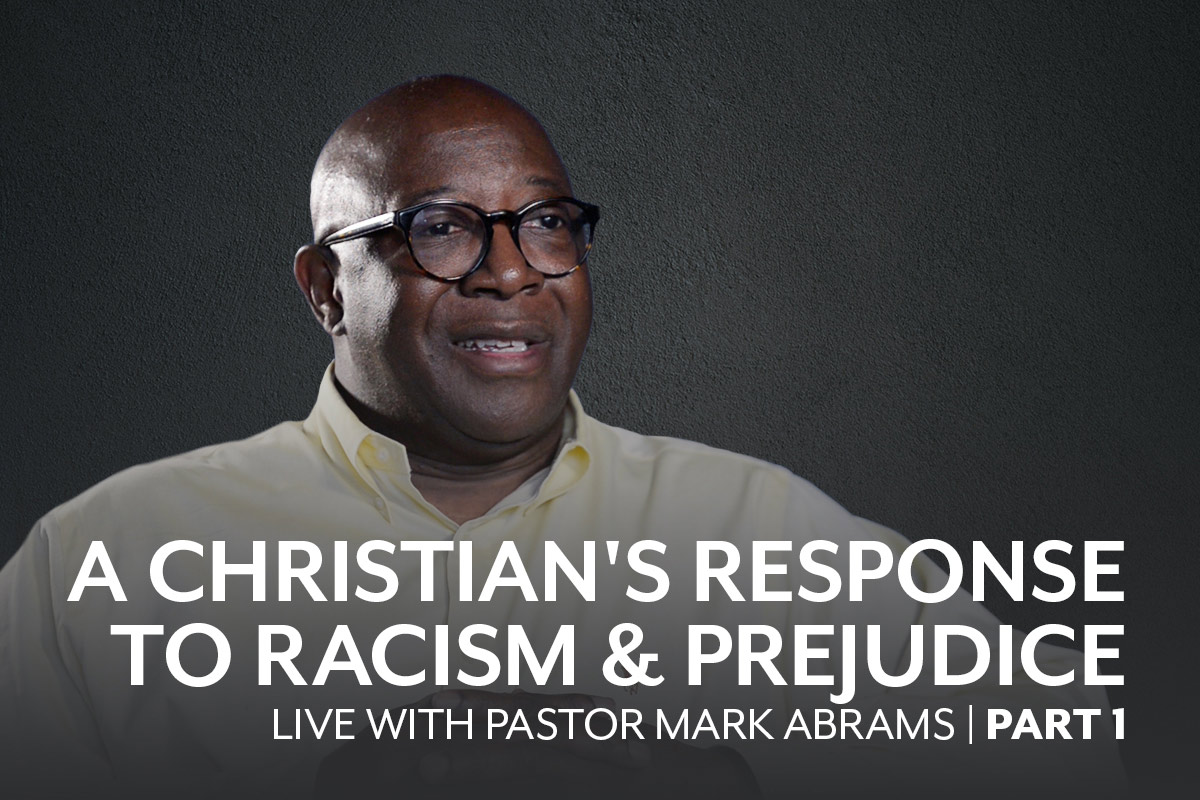 LIVE with Pastor Mark Abrams—Part 1