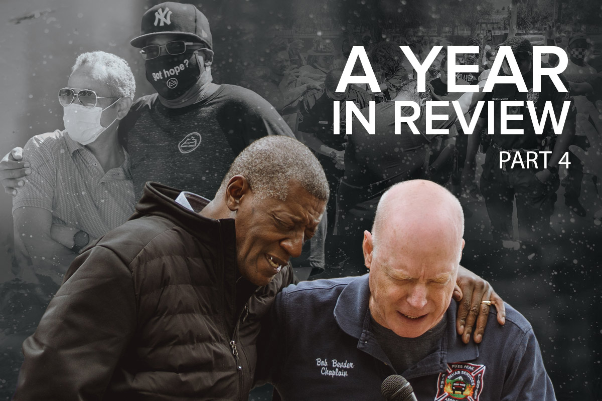 A Year in Review: A Force for Healing